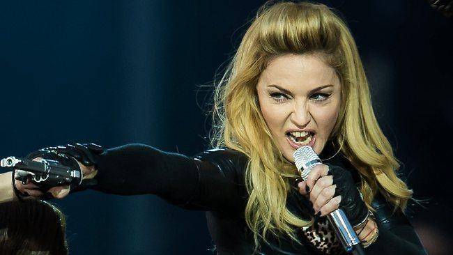 Madonna Issues Apology For Using