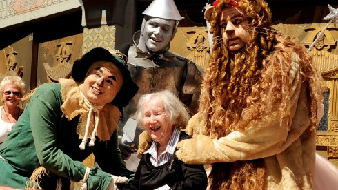 The Last Female Munchkin From The Wizard Of Oz, Ruth Robinson Passes Away Aged 95