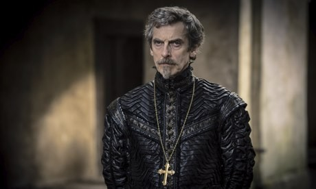 Peter Capaldi Perfect For Doctor Who, Say Musketeers Co-Stars