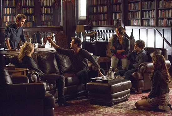 Vampire Diaries 100th Episode Promises To Be An Emotional One
