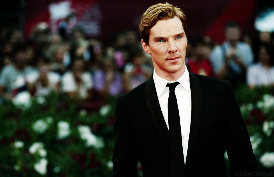 Benedict Cumberbatch Has All Love In The World For The Cumbercollective