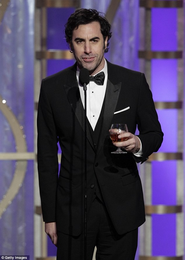 Sacha Baron Cohen Enters Talks To Go Down The Rabbit Hole For Alice In Wonderland 2