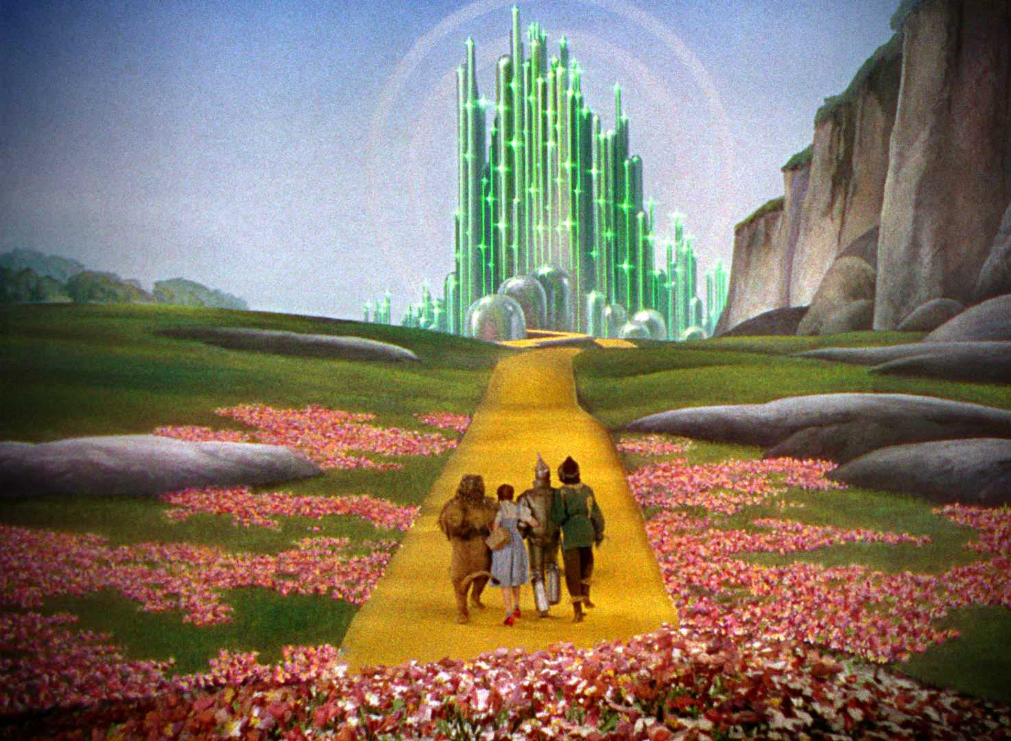 NBC Preparing To Bring The Wizard Of Oz To Life In Emerald City
