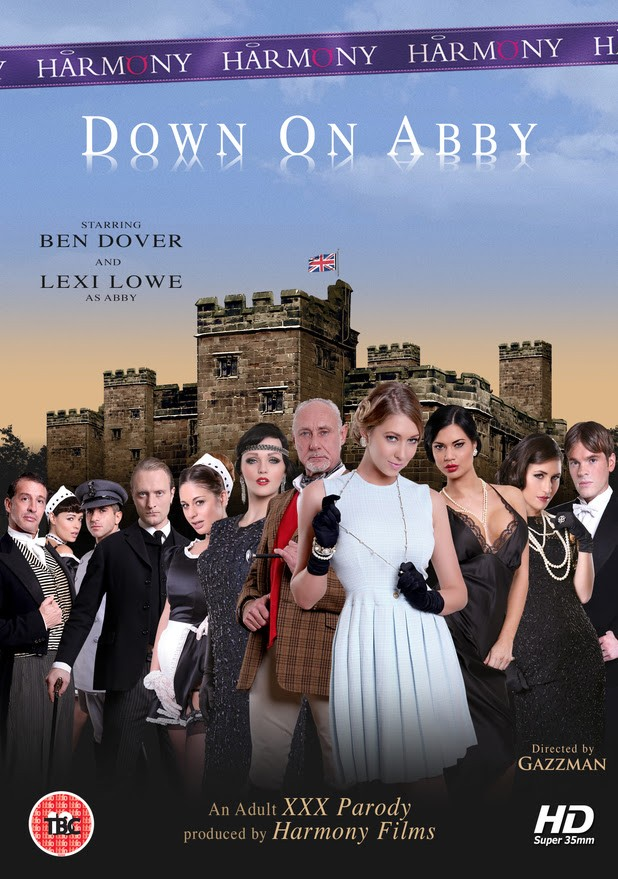 Downton Abbey Gets Its Own X-Rated Parody