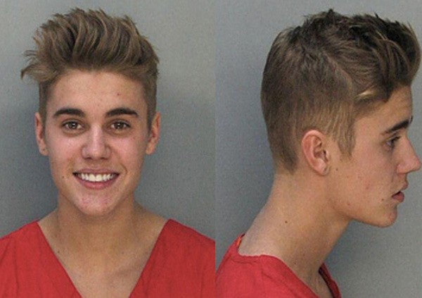 He Can't Stop, He Won't Stop: Miami Police Release Details Surrounding Justin Bieber's Arrest