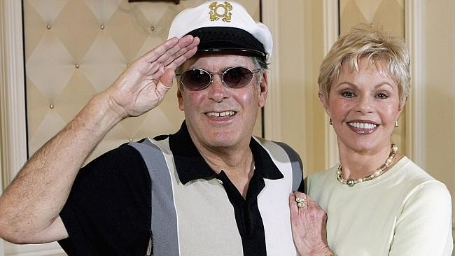 Love Is Obviously Not Enough To Keep Them Together As The Captain And Tennille Set To Divorce