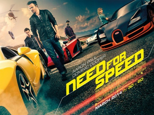Drivers, Start Your Engines: Need For Speed Super Cars Revealed In Behind-the-Scenes Featurette