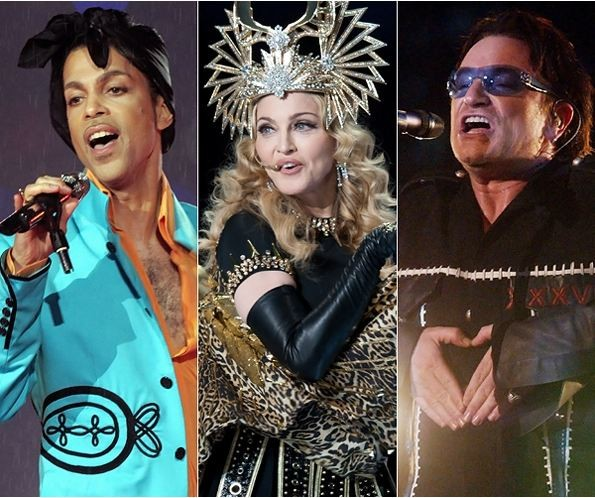 Pop Of Opinion: PopWrapped's Top 10 Super Bowl Halftime Shows