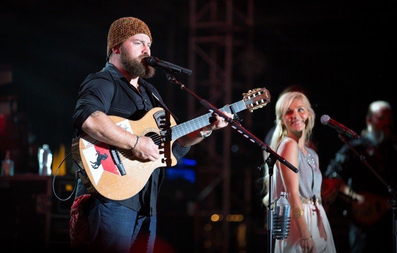 The Zac Brown Band Guest Stars On A Rocky Episode Of Nashville