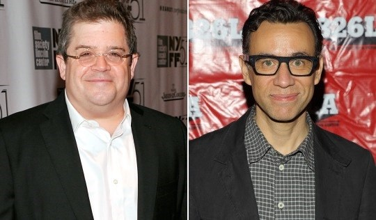 Comedians Patton Oswalt And Fred Armisen To Guest Star On Modern Family