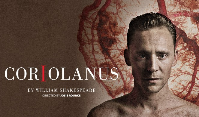 Getting Ready To Shakespeare: Tom Hiddleston Gives An Intimate View To Coriolanus Preparation