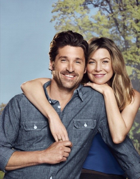 Ellen Pompeo and Patrick Dempsey Sign On To Grey's Anatomy For Another Two Years