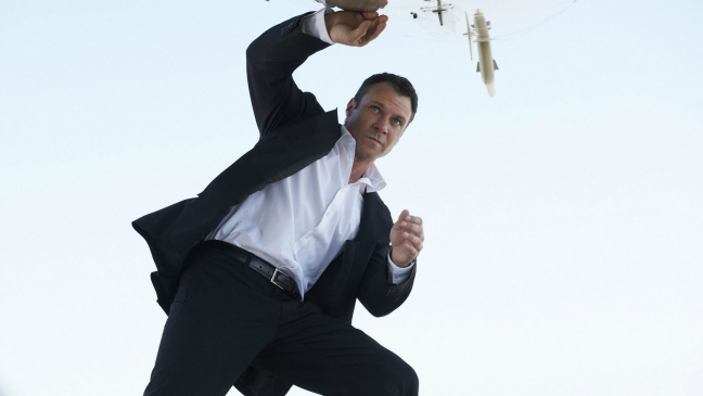 Transporter Comes Alive On The Television Screen For TNT