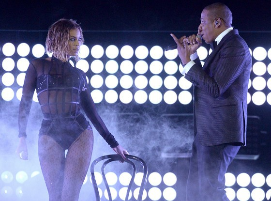 Hollywood's Elite Show Beyonce And Jay Z Some Love After Steamy Grammy Performance