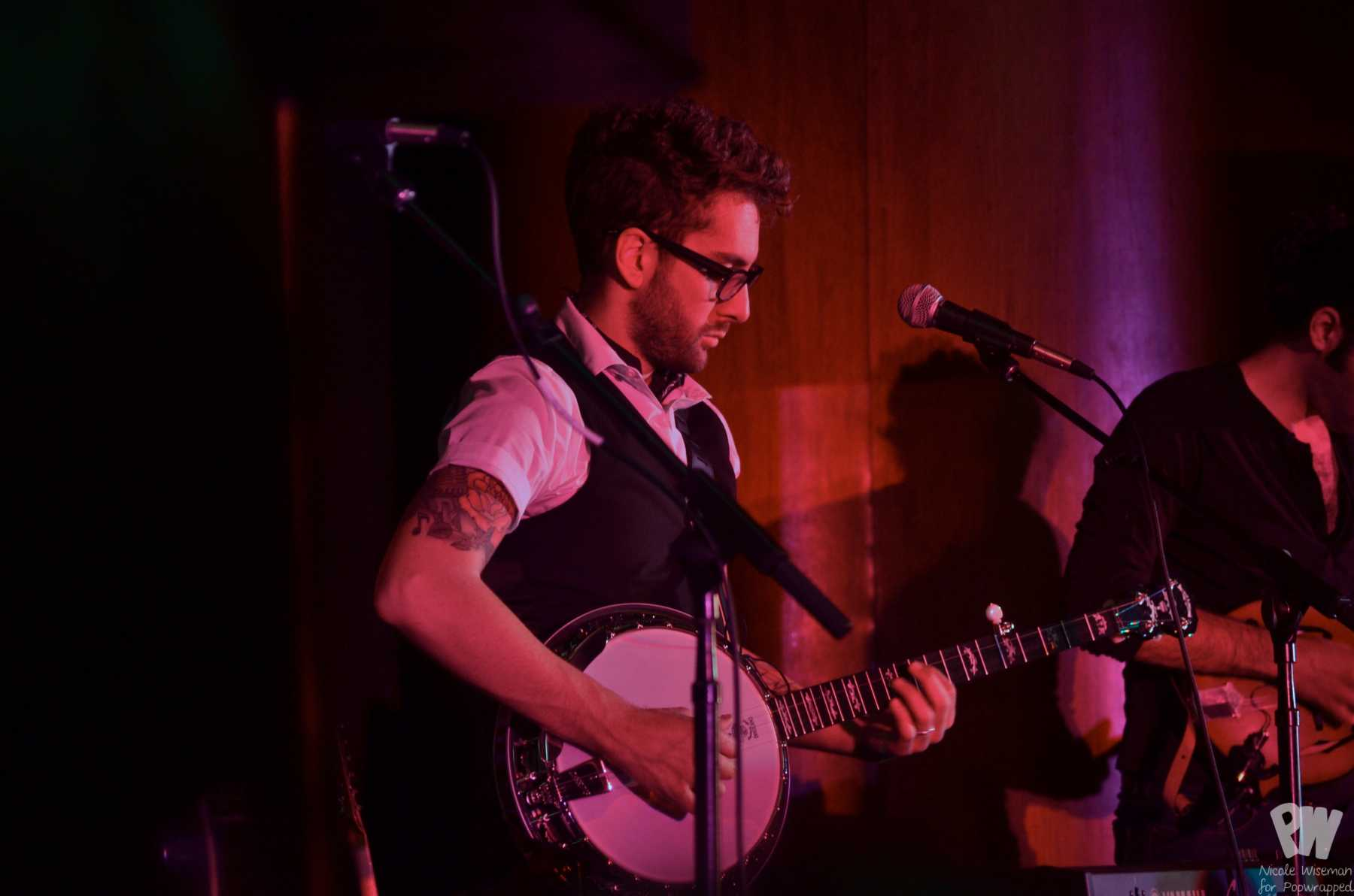 PopWrapped Exclusive: Will Champlin Sings Eye of the Pyramid Live At NAMM 2014