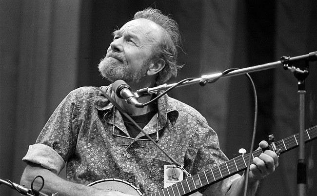 Iconic American Folk Musician, Pete Seeger Dies At Age 94
