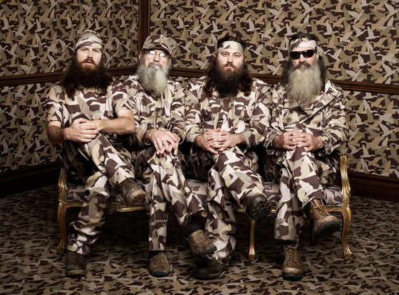 Duck Dynasty Stars Are Attending Tonight's State Of The Union Address