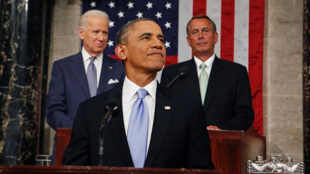 President Obama Delivers A Powerful State Of The Union Address, Implores Congress To Unite