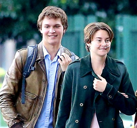 Shailene Woodley And Ansel Elgort Bring The Emotion In The Official The Fault In Our Stars Trailer