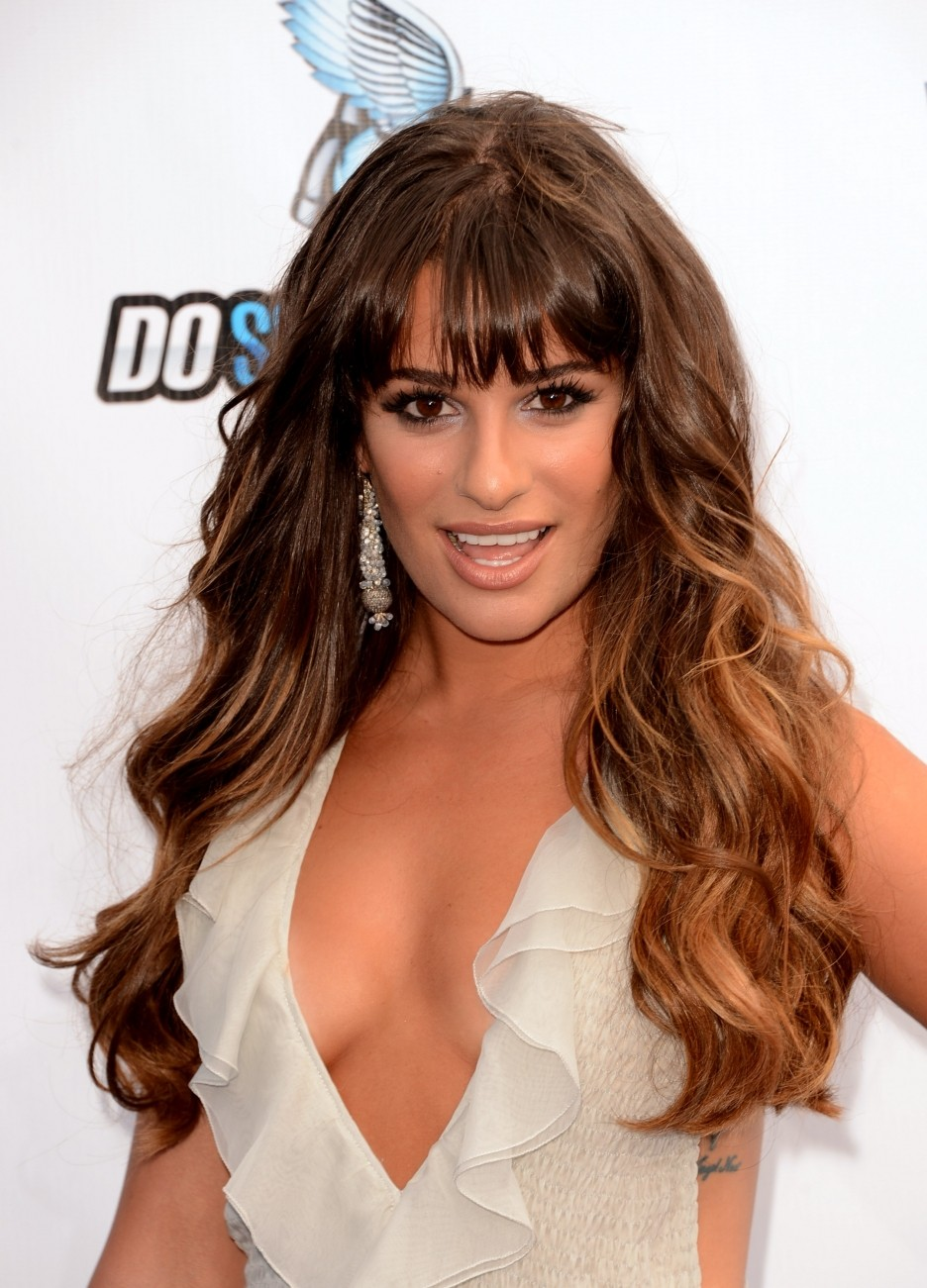 Lea Michele Wants You To Get Louder With Her New Single