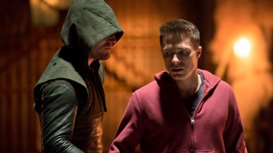 Arrow Helps Roy Control His Tremors In This Week's Episode