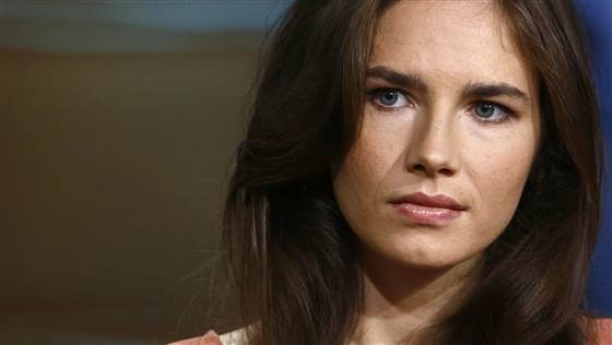 Amanda Knox Found Guilty...Again...In Re-Trial
