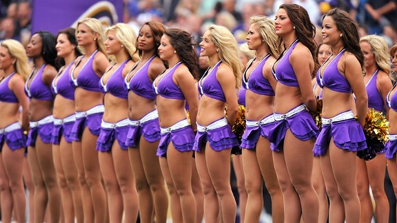 Former Ravens' Cheerleader Reveals The Dark And Gritty Side Of NFL Cheerleading