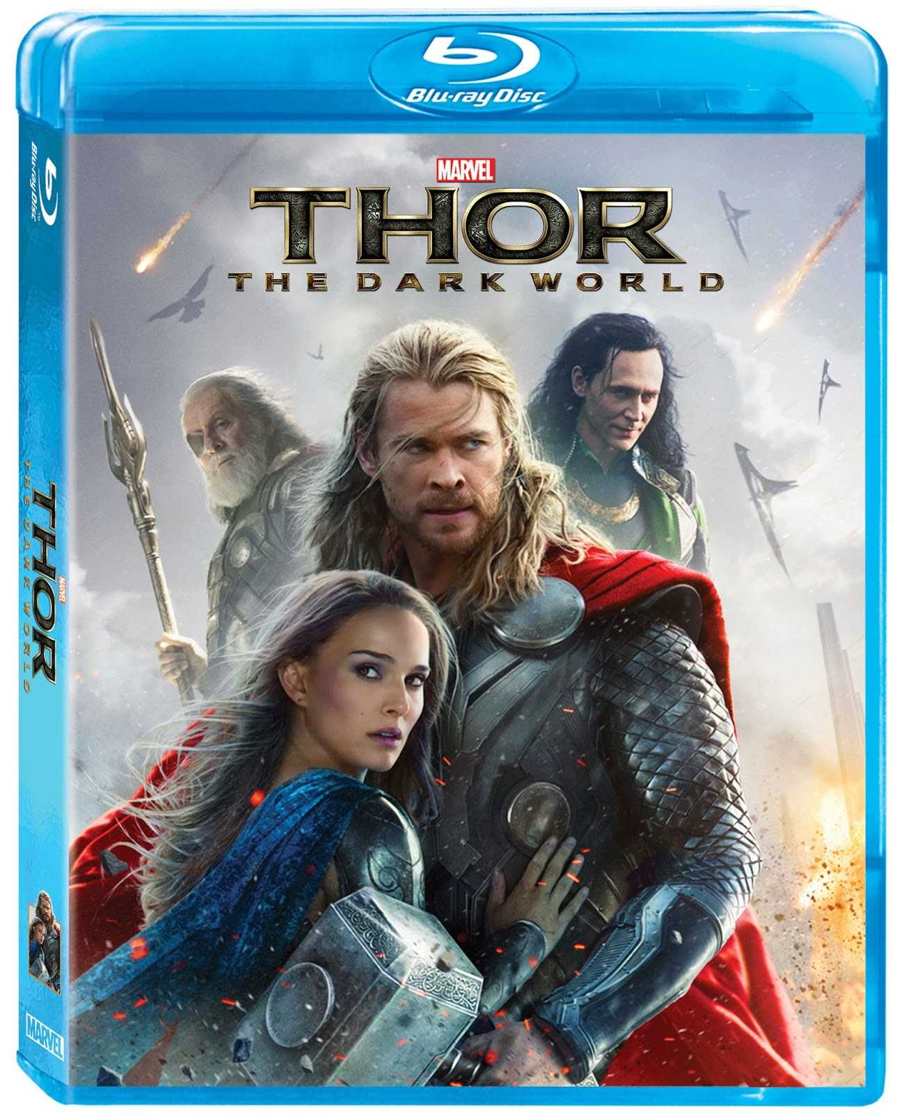 Marvel Drops New Thor: The Dark World Blooper Reel In Anticipation Of Blu Ray Release