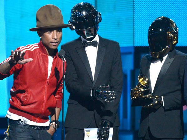 Everyone At The 2014 Grammy Awards May Have Been Daft Punk'd