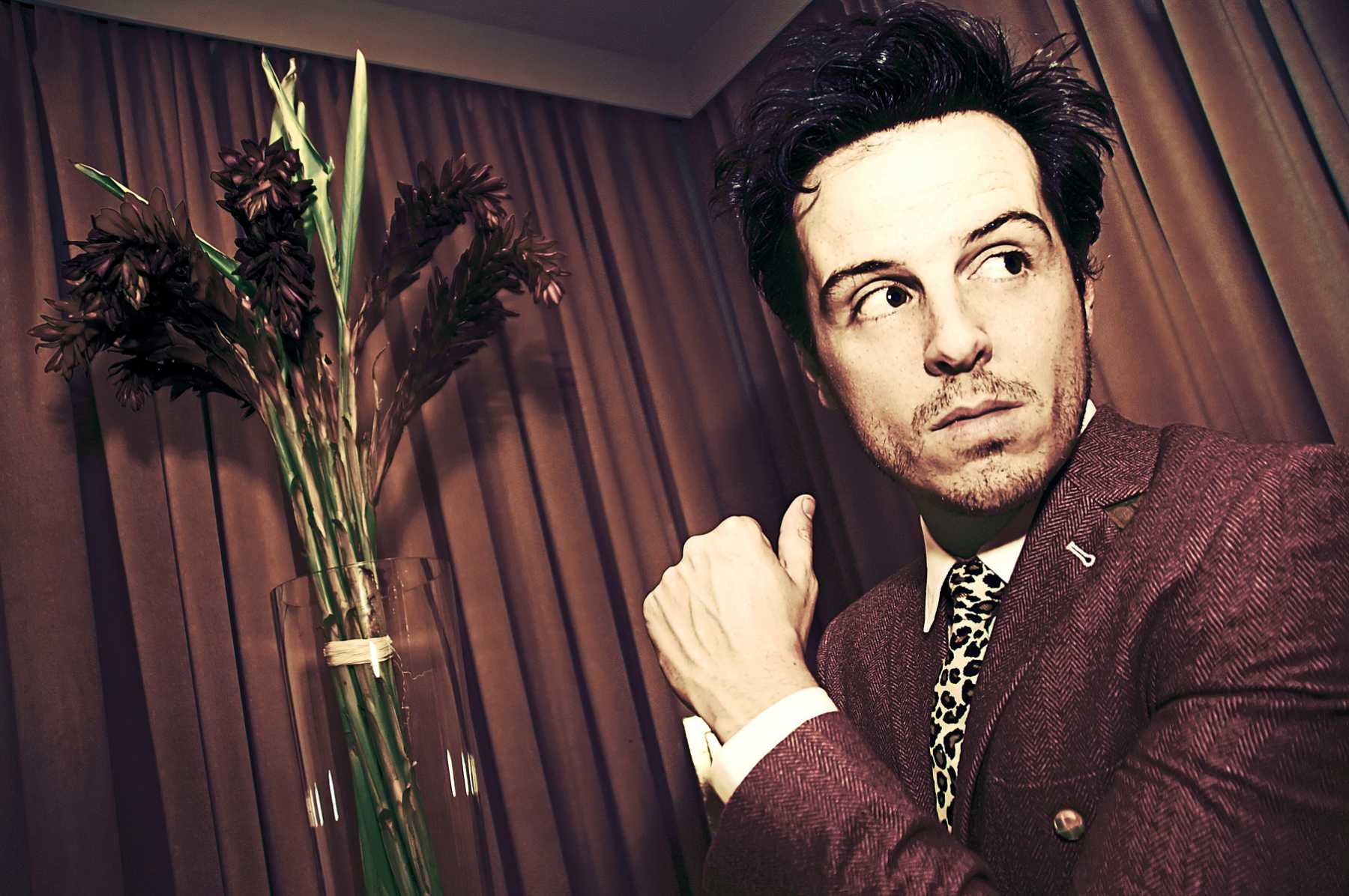 Sherlock Star Andrew Scott Opens Up About His Sexuality