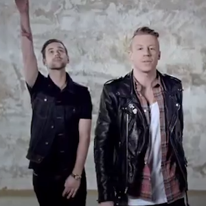 Macklemore And Ryan Lewis Team Up For Same Love PSA