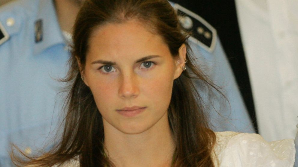 Amanda Knox Says She Will Only Go Back To Italy Kicking And Screaming