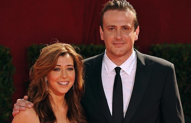 Parting Is Such Sweet Sorrow For Costars Alyson Hannigan And Jason Segel