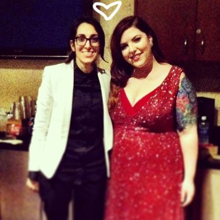 Mary Lambert And Michelle Chamuel Officially Win The