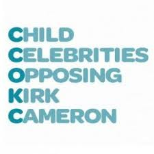 Child Celebrities Opposing Kirk Cameron (CCOKC): The Newest LGBTQ Power-Allies