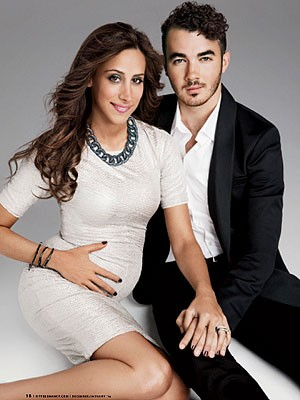 Baby Jonas On The Way: Danielle Jonas In Labour