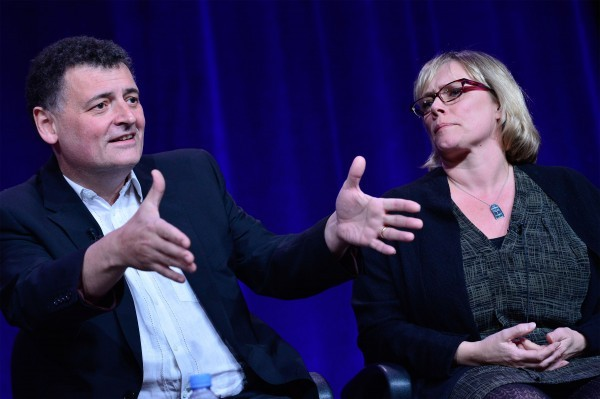 Steven Moffat And Sue Vertue Sit Down To Talk About Sherlock's