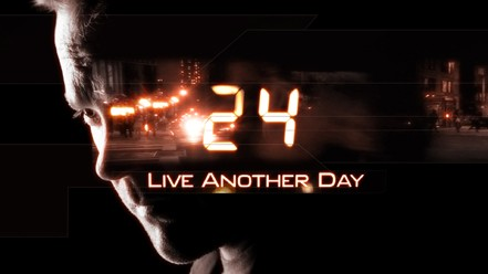 The First Glimpse At London Chaos In 24: Live Another Day