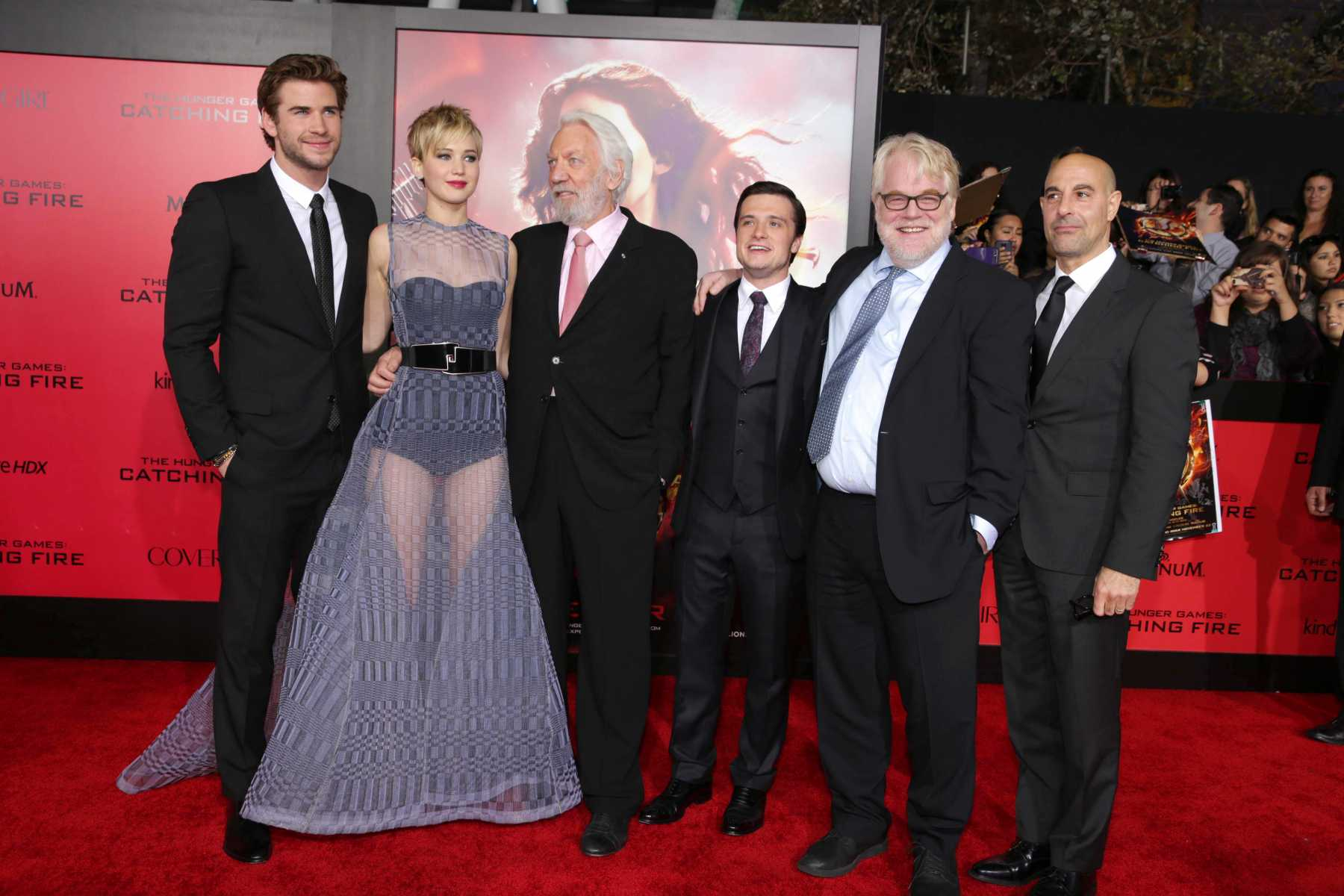 The Hunger Games Family Grieves For One Of Their Own