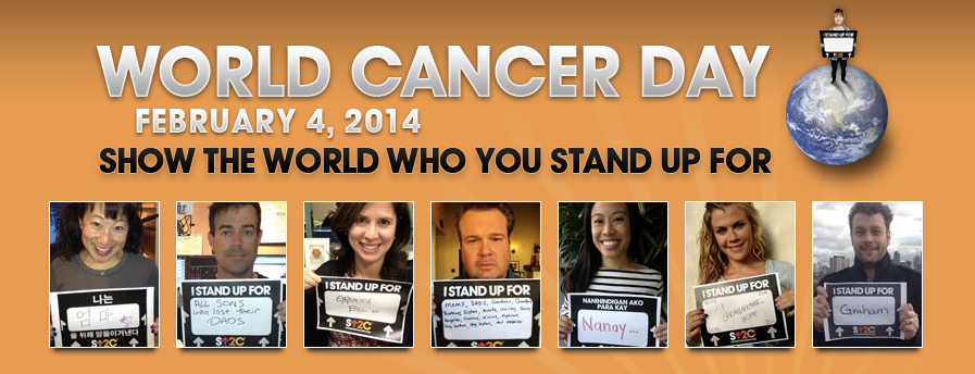 It's World Cancer Day; Join The Movement And
