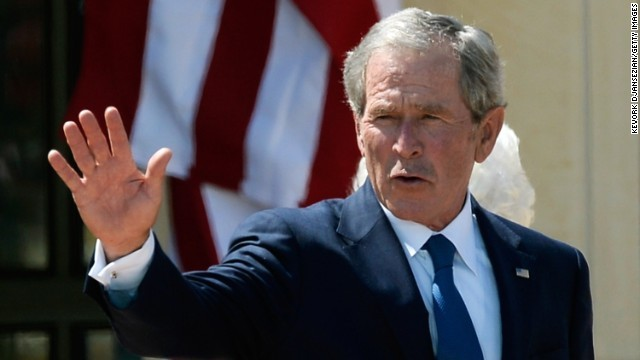 New York Man Arrested After Threatening George W. Bush's Life