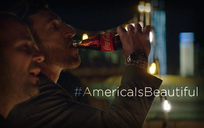 Twitter Users React To Coca-Cola's 'It's Beautiful' Commercial