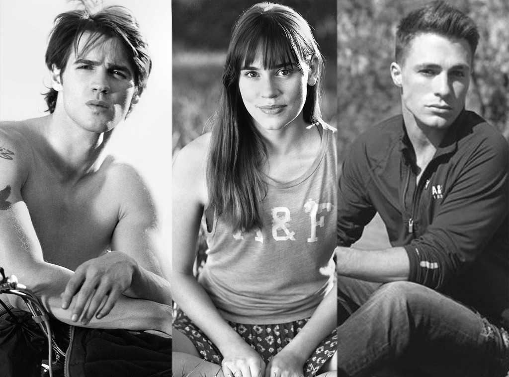 Colton Haynes Leads A Pack Of Hot Young Stars In New Abercrombie And Fitch Ads