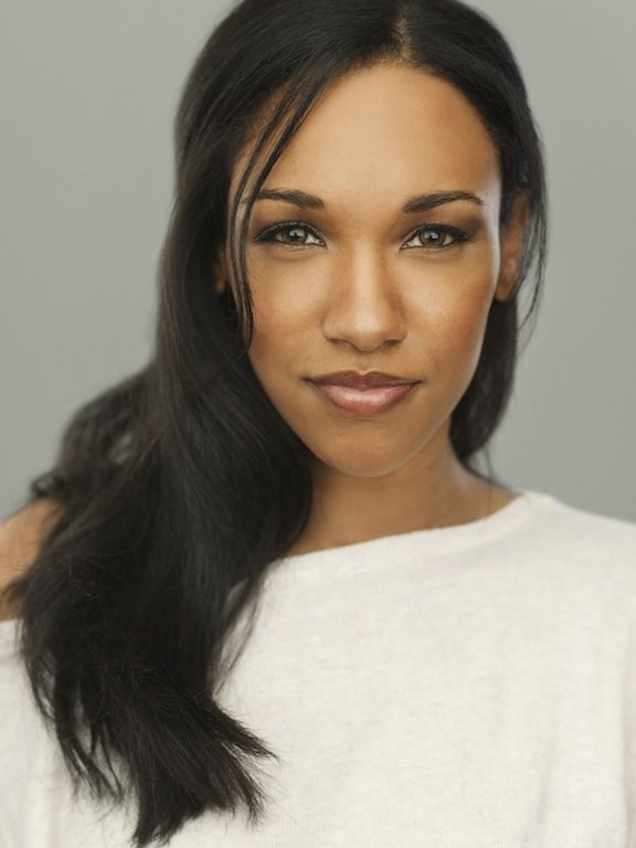 Candice Patton Joins Grant Gustin In The Flash