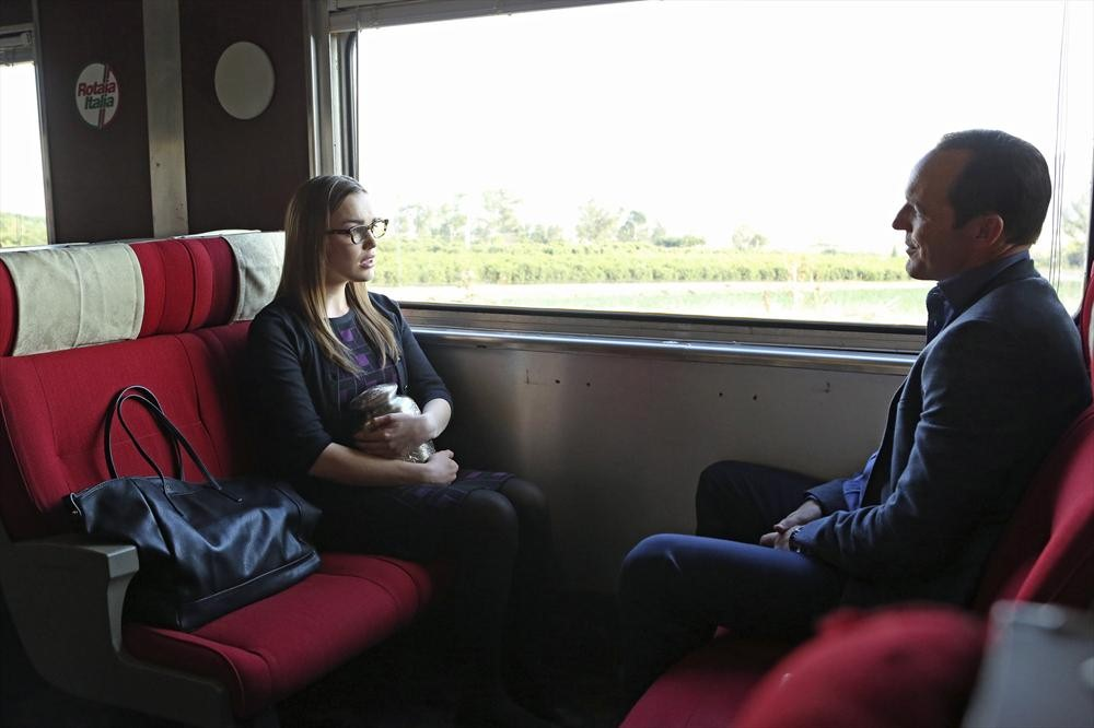 The Team Takes A Tumultuous Train Ride On This Week's Agents of S.H.I.E.L.D.
