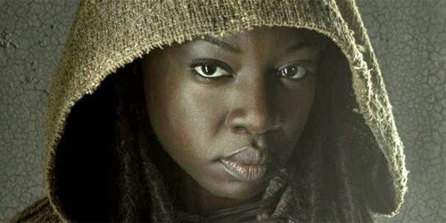 Danai Gurira Sits Down To Talk About What's Next For Michonne On The Walking Dead