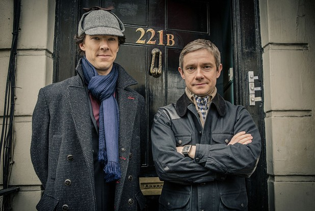 Sherlock And Watson Almost Stumble Into a Gay Bar