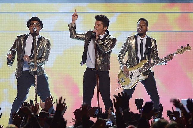 Bruno Mars Breaks The Record For Super Bowl Half-Time Ratings
