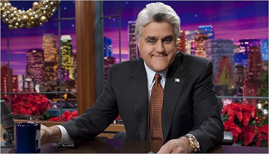 Laughs For Leno: Late-Night TV Wishes Jay A Fond Farewell