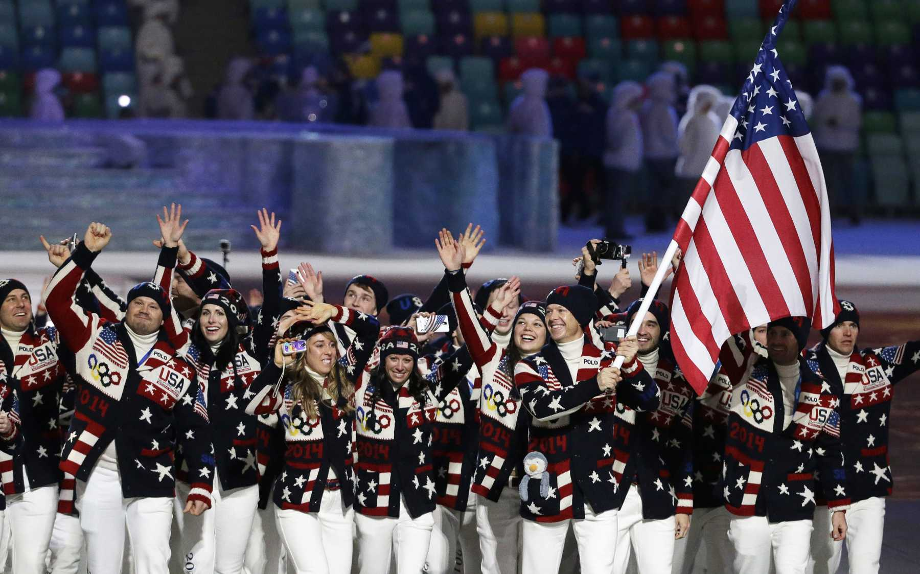 Opening Ceremony Sparks The Olympic Spirit Across The Globe